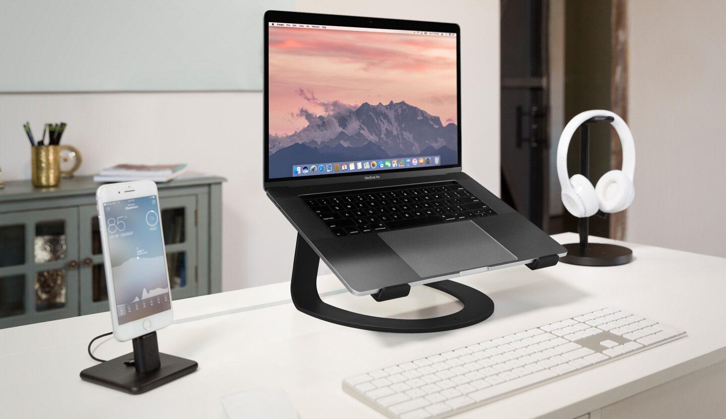 Фото ноутбука Mac