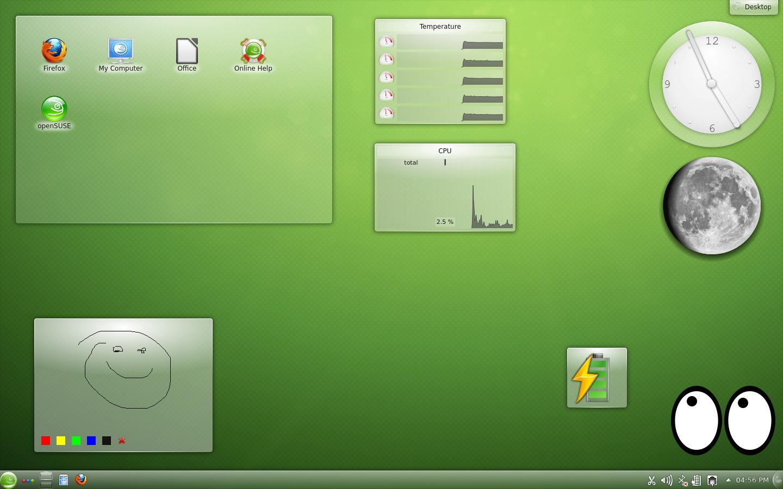 Фото openSUSE