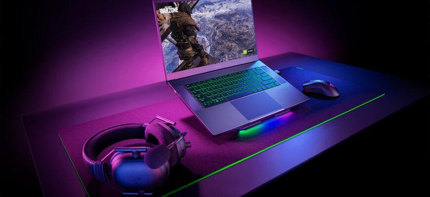 Razer Blade для любители игр