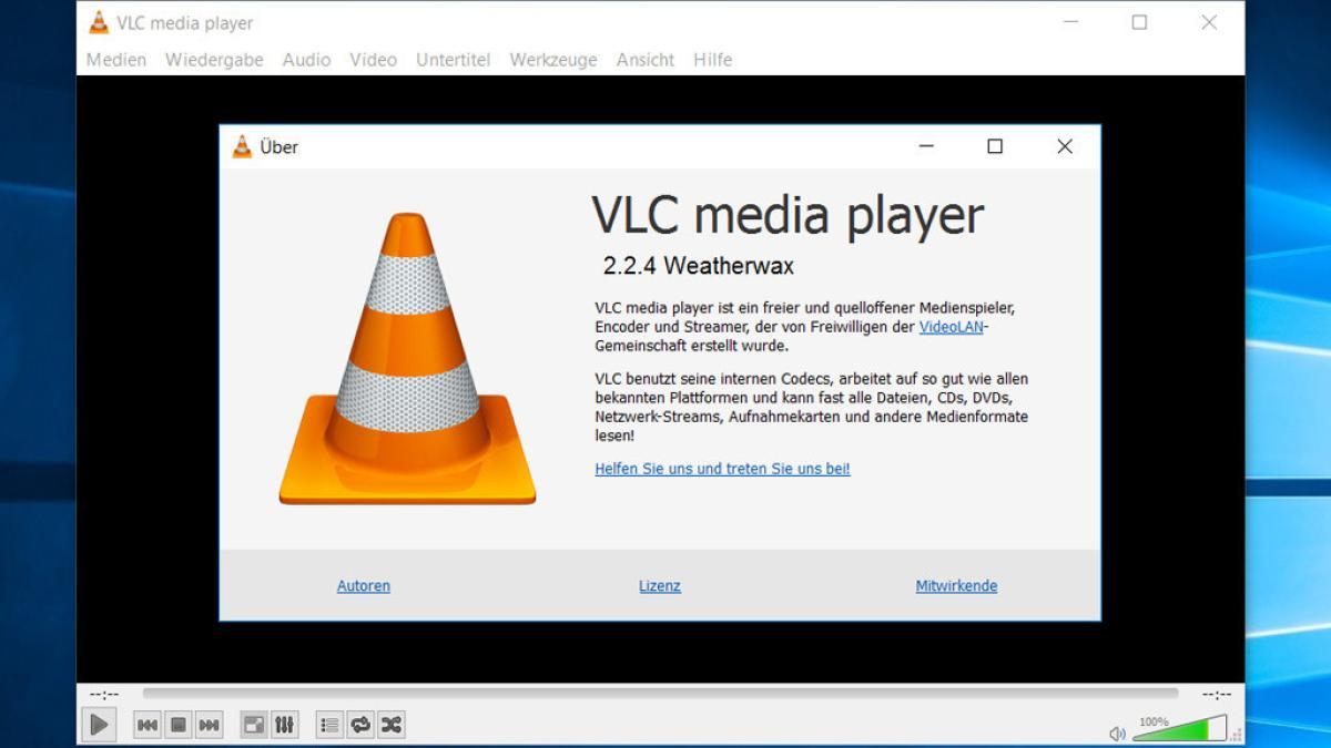 Фото VLC media player