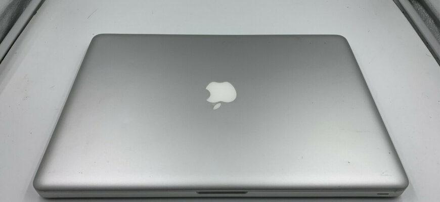 Новинка от Apple – ноутбуки Mac
