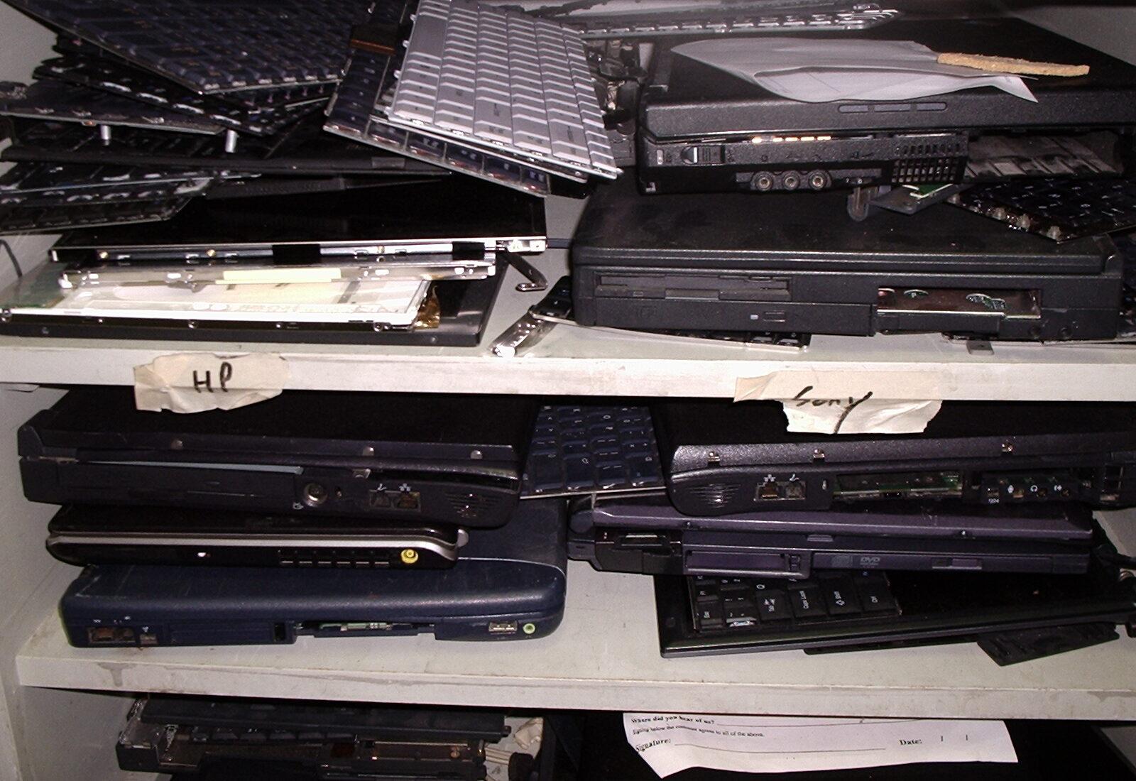 Фото бу ноутбуков