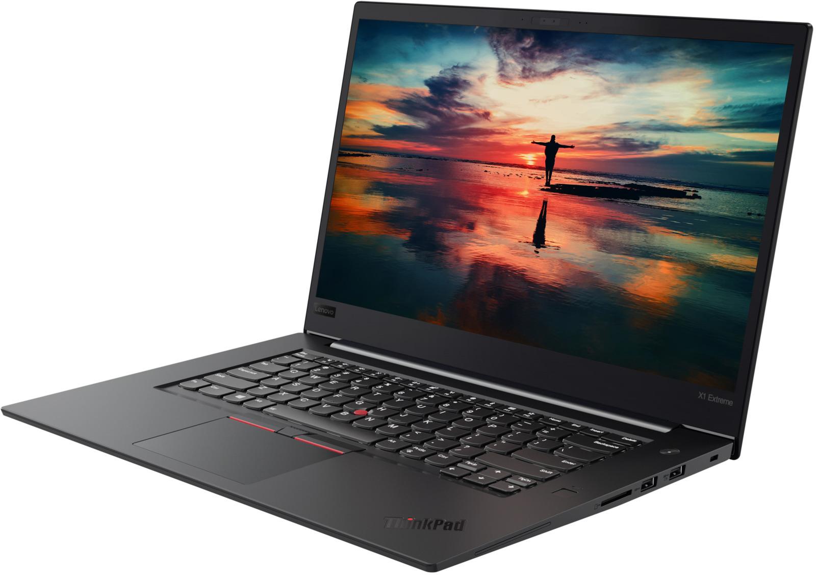 Фото Lenovo ThinkPad X1 Extreme Gen 2