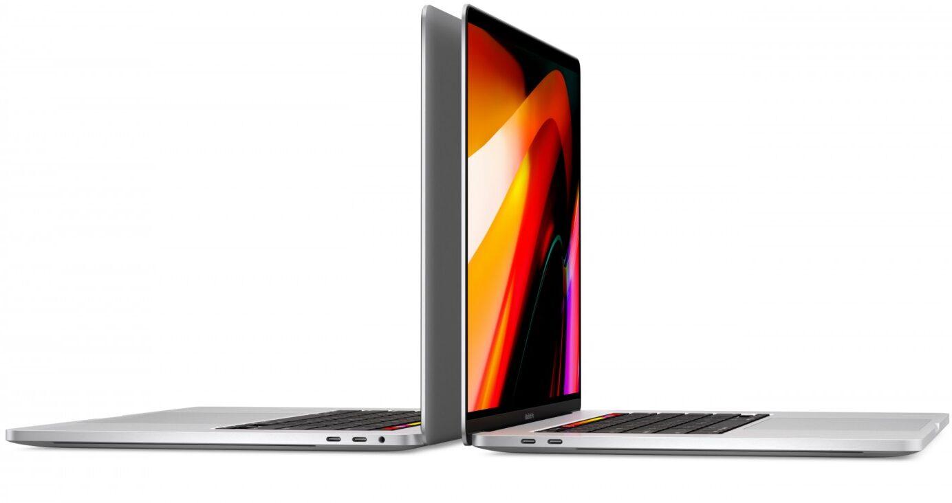 Фото MacBook Pro 16