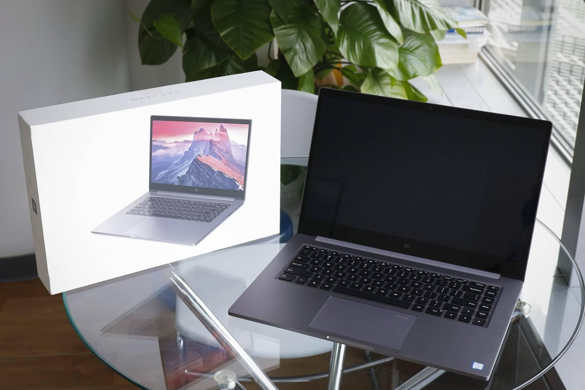 Фото Xiaomi mi Notebook Pro