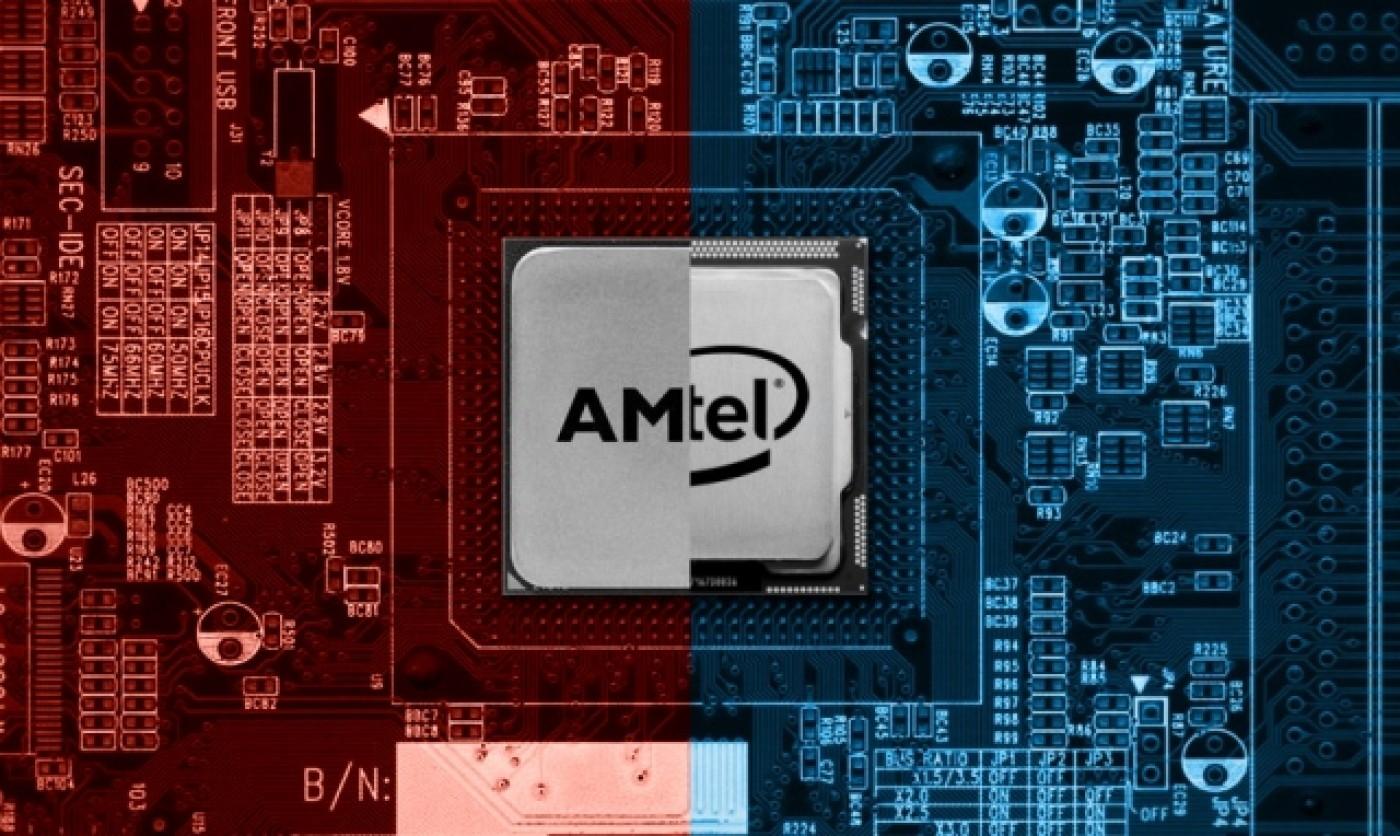 Фото процессоров
