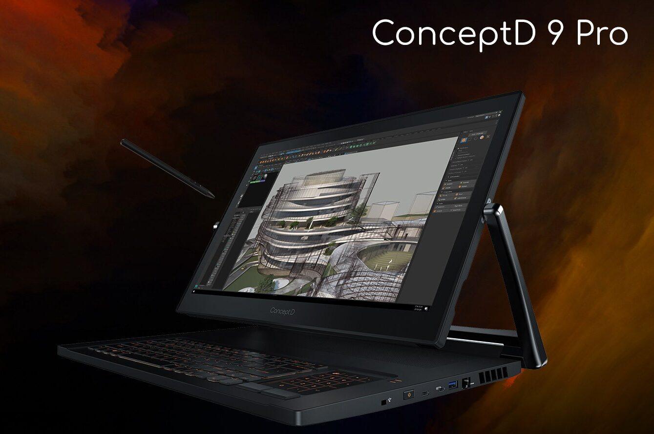 Фото Acer Concept D 9 Pro