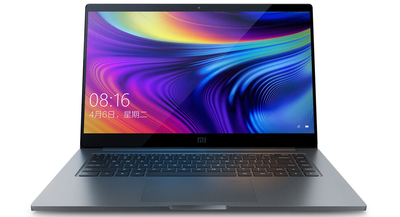 Фото Xiaomi Mi Notebook Pro 15.6″ 2020